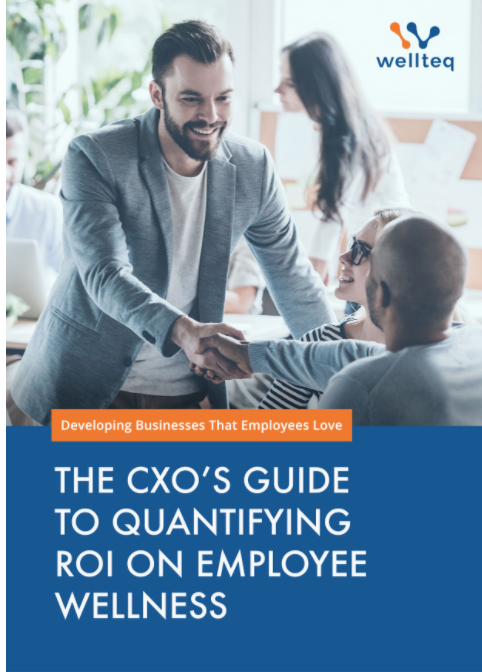 CXO's Guide To Quantifying ROI On Employee Wellness
